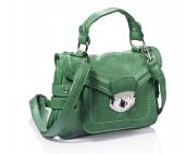 Envelope flap stud detail PU handbag