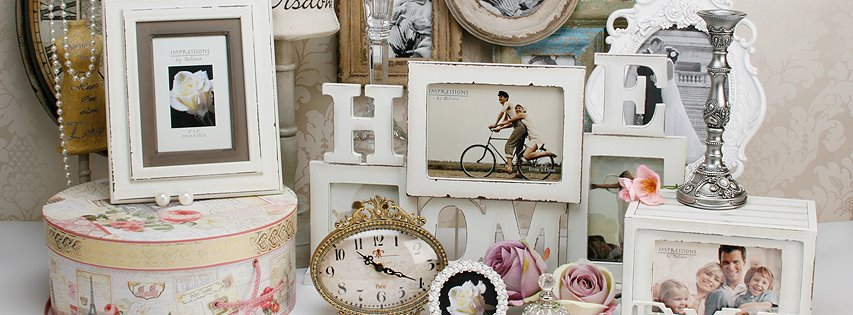 Love Home - New Range of Shabby Chic Decorations